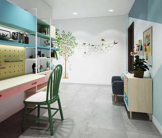 Thiết kế nội thất với phong cách hiện đại 12