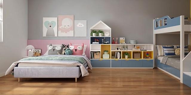 Thiết kế nội thất với phong cách hiện đại 8