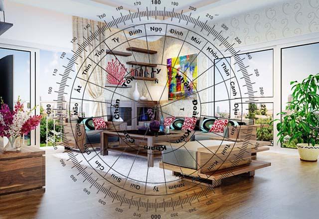 Tư vấn thiết kế nội thất tại Ninh Bình hợp phong thủy