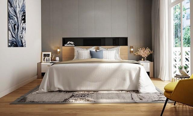 Thiết kế nội thất với phong cách hiện đại 6
