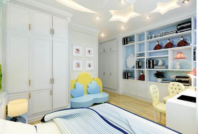 Mẫu thiết kế nội thất mang phong cách tân cổ điển 6