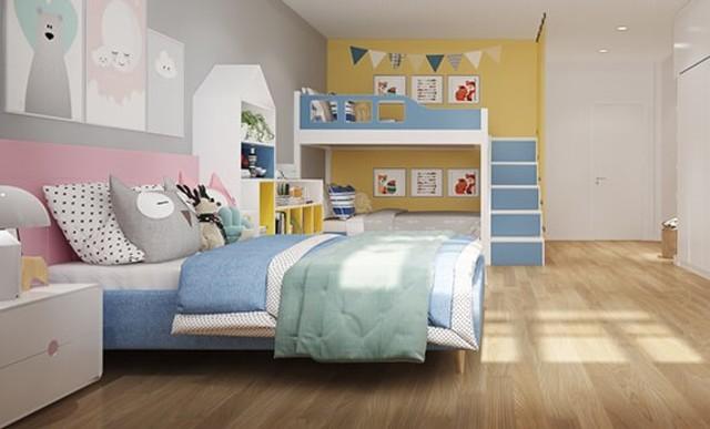 Thiết kế nội thất với phong cách hiện đại 9
