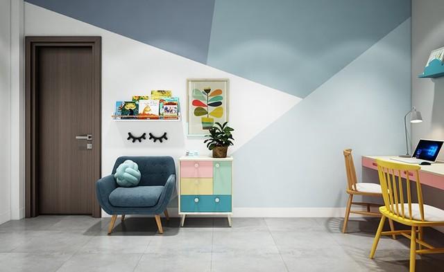 Thiết kế nội thất với phong cách hiện đại 10