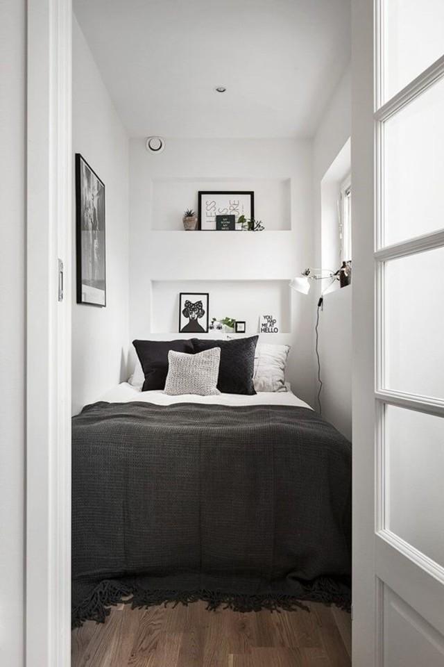 cách bố trí phòng ngủ nhỏ 1
