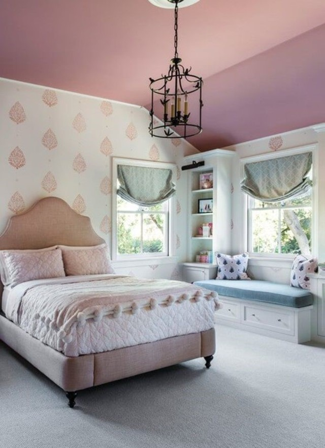 cách bố trí phòng ngủ nhỏ 6