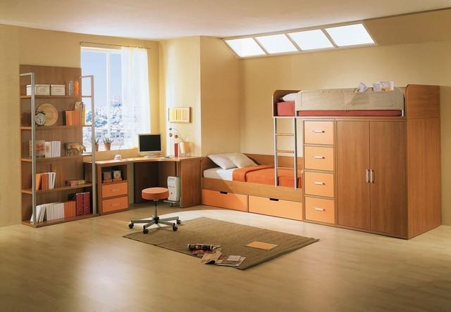 cách bố trí phòng ngủ nhỏ 7