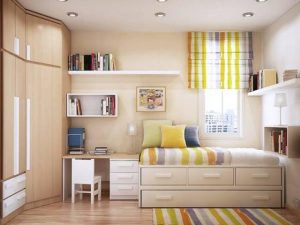 cách thiết kế phòng ngủ nhỏ đẹp