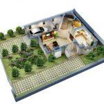 (Chọn lọc) 10 mẫu thiết kế mặt bằng biệt thự vườn đẹp hiện đại