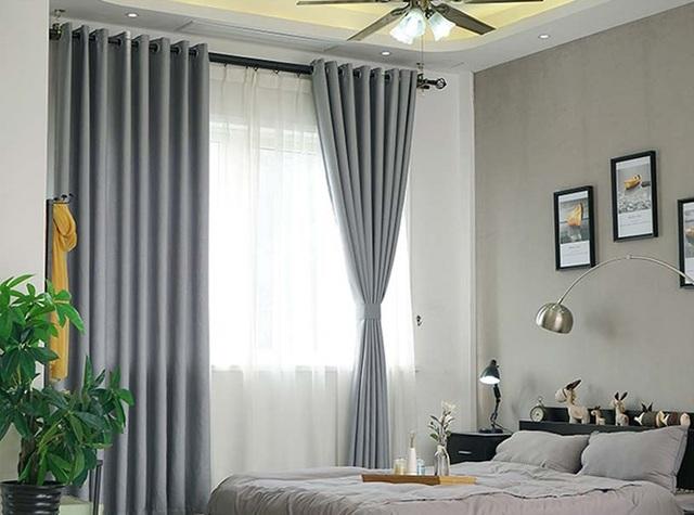 mẫu trang trí cửa sổ phòng ngủ 11
