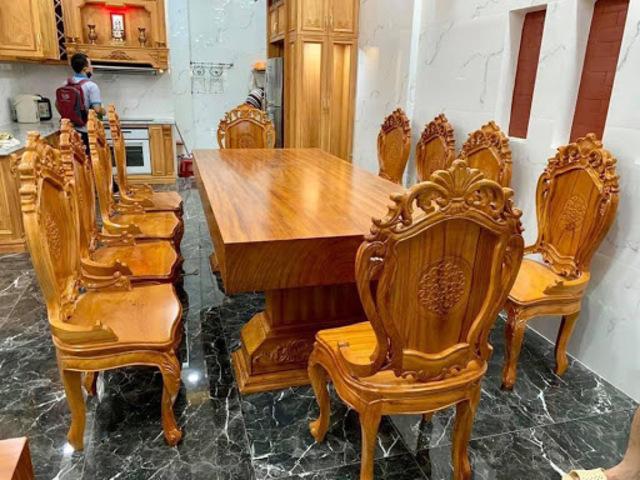 Nội thất gỗ tự nhiên phòng bếp 3