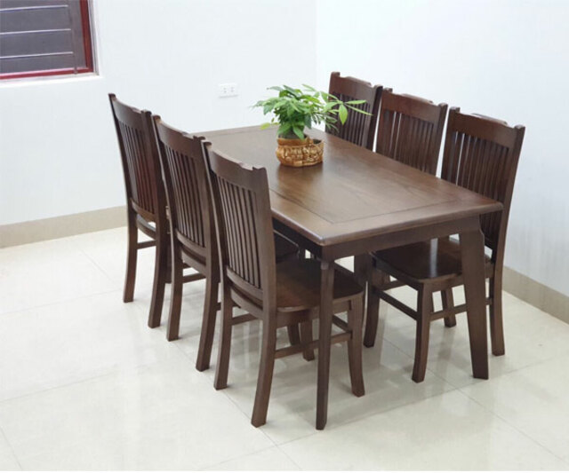 Nội thất gỗ tự nhiên phòng bếp 4