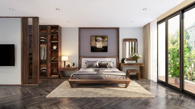 nội thất gỗ tự nhiên phòng ngủ 3