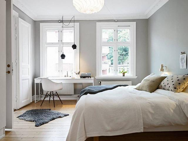 Phòng ngủ nên có mấy cửa sổ?