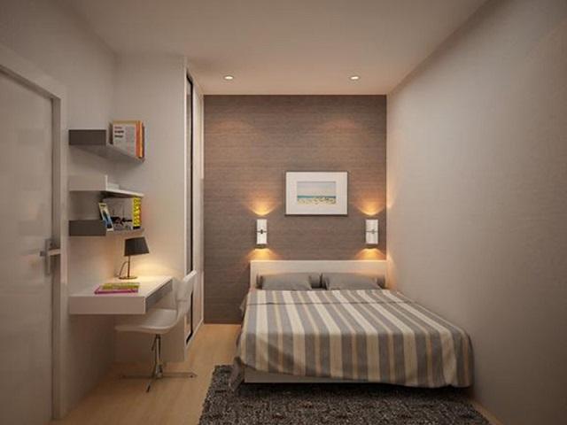 Khi thiết kế gian phòng ngủ, cần lưu ý tới những vấn đề gì?