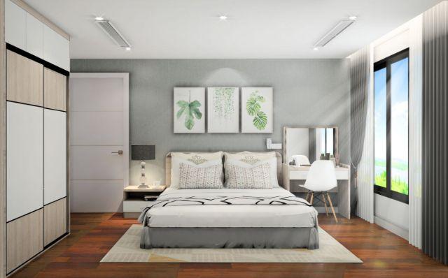Phòng ngủ 16m2