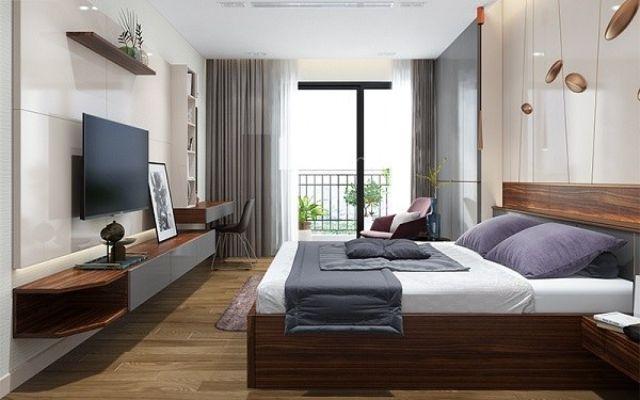 Phòng ngủ 18m2