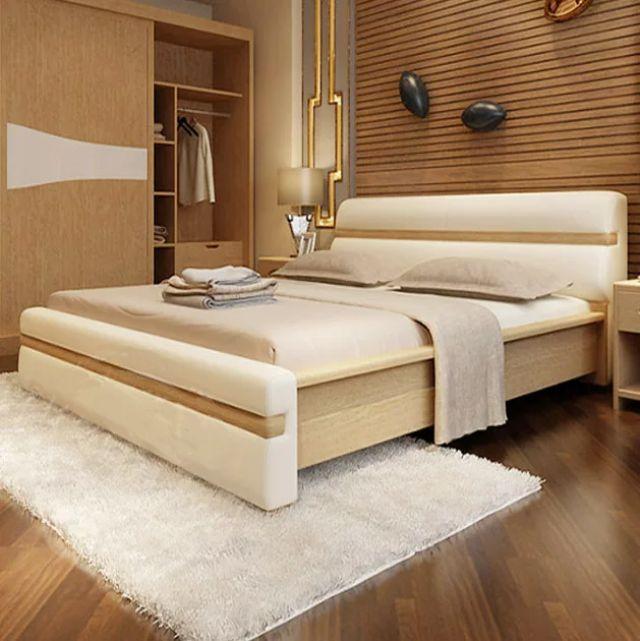 mẫu nội thất gỗ sồi phòng ngủ 2