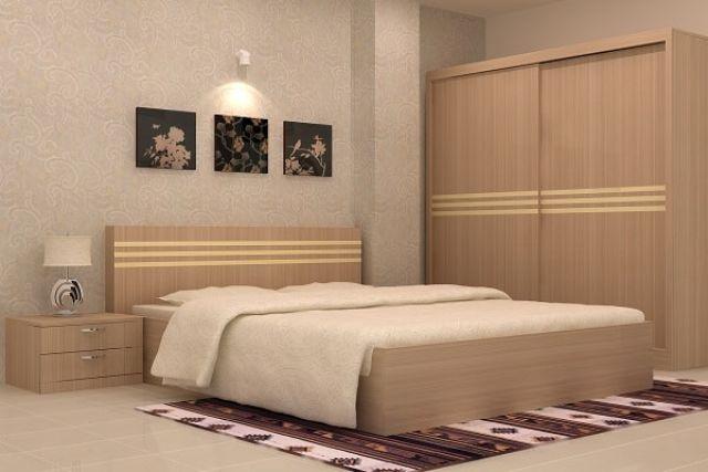 mẫu nội thất gỗ sồi phòng ngủ 3