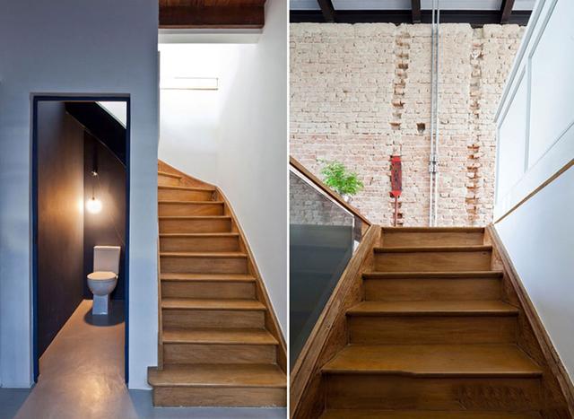 mẫu thiết kế nhà vệ sinh dưới gầm cầu thang 5