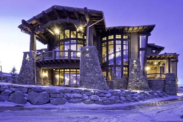 Ski Dream Home, Utah