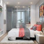 [TOP] Mẫu phòng ngủ có Toilet hợp phong thủy được yêu thích