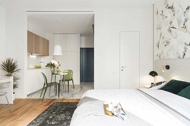 Thiết kế không gian nhà nhỏ đẹp