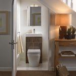 (TOP) 5 Mẫu thiết kế nhà vệ sinh dưới gầm cầu thang nhỏ gọn
