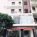 Thi công nội thất công ty bất động sản Vượng Phong Group ở TP Bắc Giang