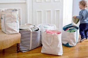 phân loại đồ đạc cần dọn