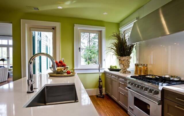 Một số mẫu phòng bếp đẹp, hợp với gia chủ Kỷ Tỵ