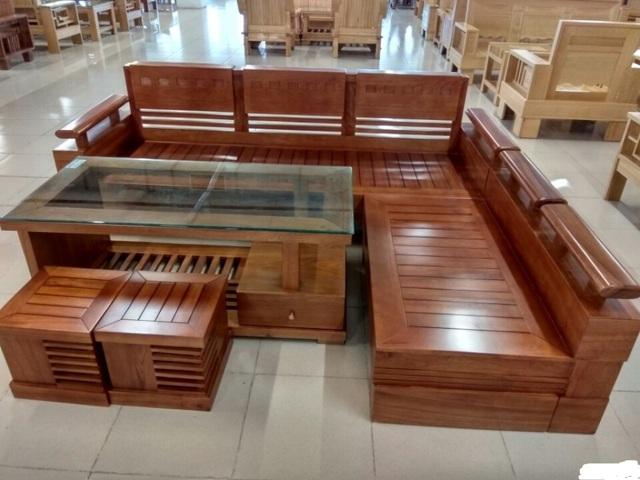 Lựa chọn chất liệu bàn ghế phù hợp
