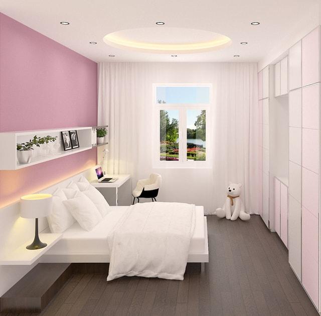 phòng ngủ nhà ống 2