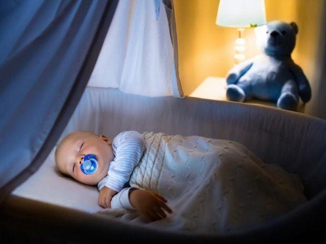 ánh sáng trong phòng trẻ sơ sinh 1