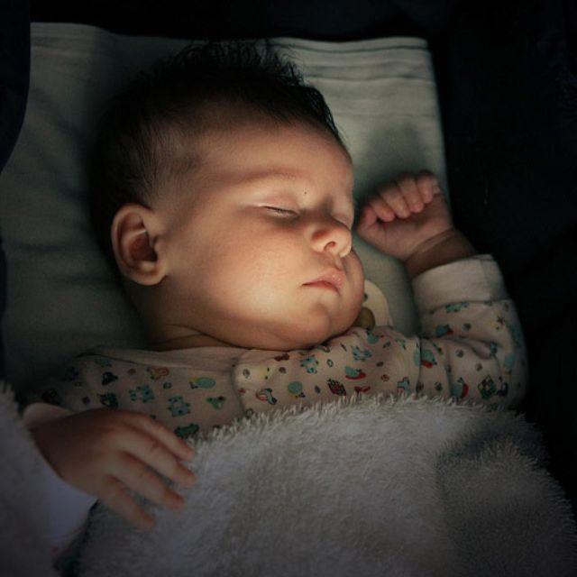 ánh sáng trong phòng trẻ sơ sinh 3