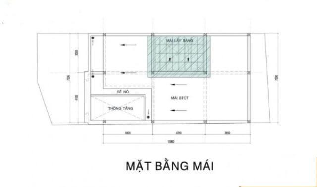 mẫu nhà 2 tầng mặt tiền 8m đơn giản3