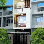 7 Mẫu thiết kế nhà phố 3 tầng mặt tiền 5m đẹp, ấn tượng
