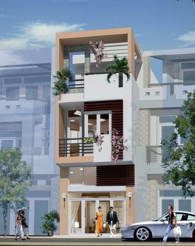Những yếu tố ảnh hưởng đến chi phí hoàn thiện nhà 30m2 xây 3 tầng