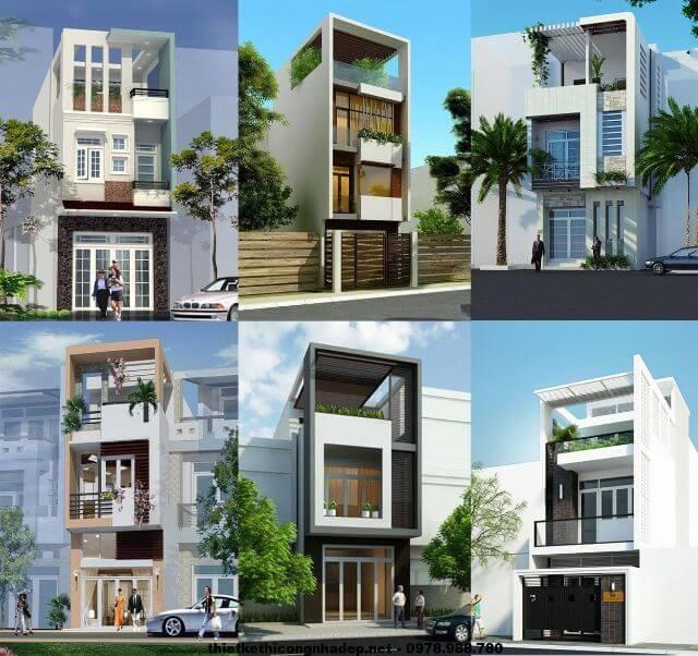 Xét về phương án thiết kế cho ngôi nhà 30m2 xây 3 tầng