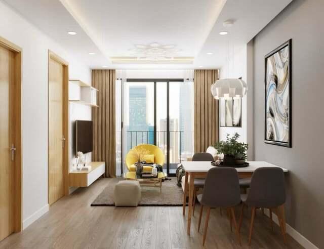 Chi phí thiết kế nội thất chung cư