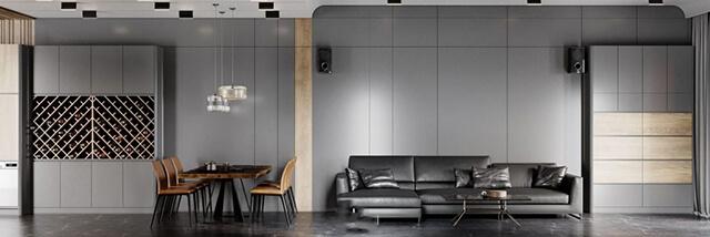 mẫu nội thất theo phong cách Châu Âu 1
