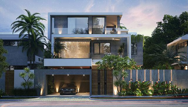 nhà theo phong cách châu âu 1