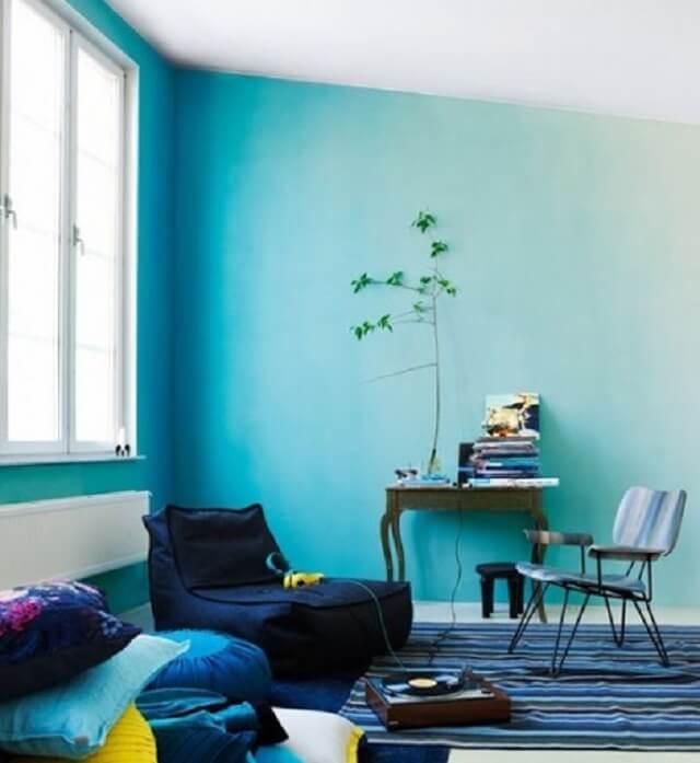 cách sơn tường đẹp và sáng tạo 4