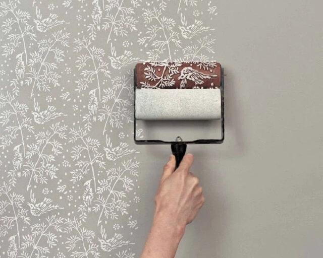 cách sơn tường đẹp và sáng tạo 5