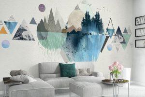 cách sơn tường đẹp và sáng tạo 6