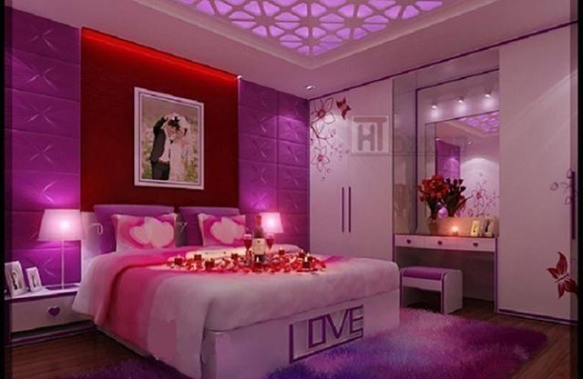 mẫu thiết kế nội thất phòng ngủ đẹp 10