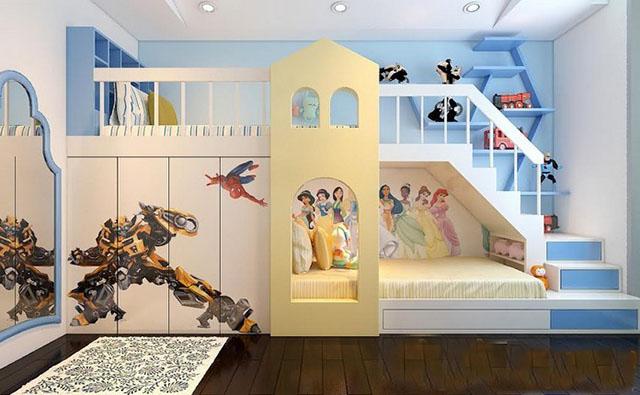mẫu thiết kế nội thất phòng ngủ đẹp 13