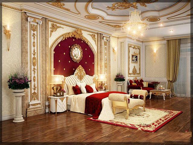 mẫu thiết kế nội thất phòng ngủ đẹp 2