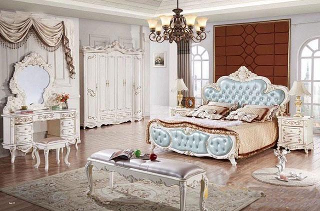 mẫu thiết kế nội thất phòng ngủ đẹp 4