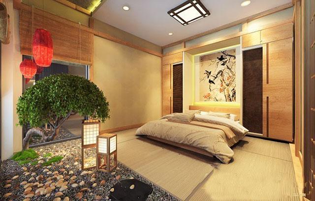 mẫu thiết kế nội thất phòng ngủ đẹp 6
